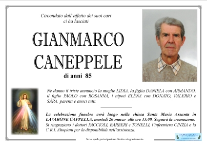 Gianmarco Caneppele